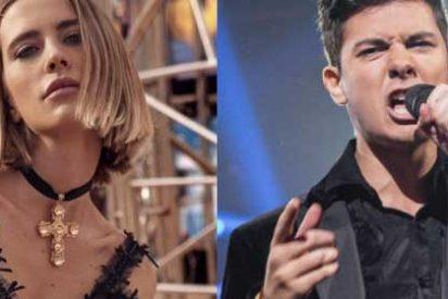 """La autora de 'Lo malo' (y jurado de Eurovisión) está que arde con """"el pesado y robafoco"""" de Alfred"""