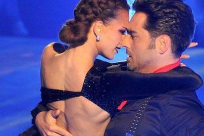 Bustamante lo peta en su debut en 'Bailando con las estrellas'