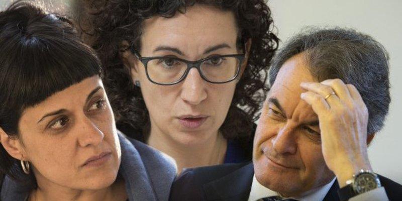 Artur Mas se 'exilia' en Perú para no recibir más patadas judiciales en el culo