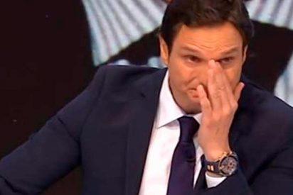 Javier Cárdenas hundido por la muerte de José María Íñigo