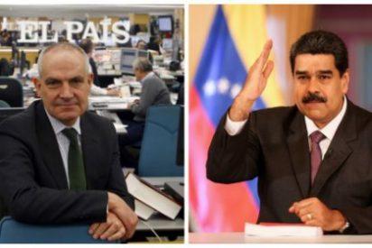 El País toma por idiotas a sus lectores: sacude a Maduro tres días después de dejarle escribir una infecta sábana