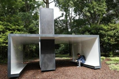 """""""La espiritualidad viene del bosque"""": El Vaticano inaugura su pabellón en la Bienal de Venecia"""