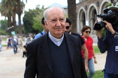 El Papa obliga al cardenal Errázuriz a viajar a Roma con el resto de obispos chilenos
