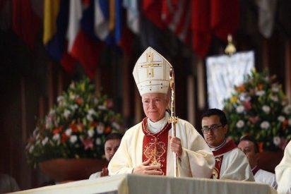 Los 100 días del Cardenal Carlos Aguiar Retes