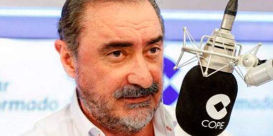 """Carlos Herrera: """"Puigdemont ha convertido Cataluña en una charca"""""""