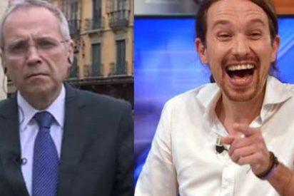 """Antonio Miguel Carmona llama """"tonto"""" y """"pobre hombre"""" a Pablo Iglesias"""
