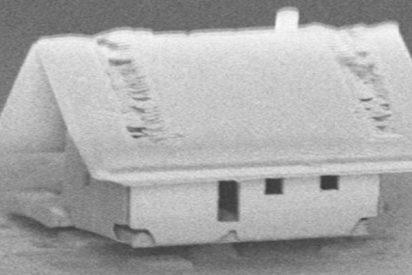 Así es la casa más pequeña del mundo