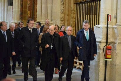 """Rajoy: """"El VIII Centenario de la catedral de Burgos es un asunto de Estado"""""""