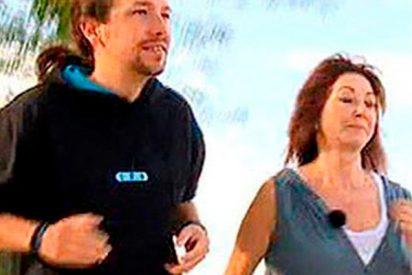 Pablo Iglesias con Ana Rosa hablando mal de los políticos que viven en chalets