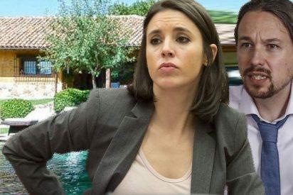 No es 'Villa Cerda', pero el casoplón de Pablo e Irene sigue siendo un horror