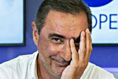 """Carlos Herrera amarga el día a UGT y CC.OO: """"Con Zapatero callabais como puertas"""""""