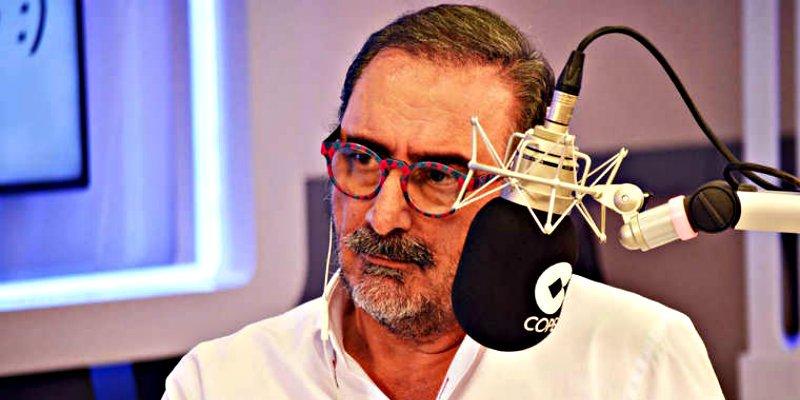 """Carlos Herrera explota: """"UGT y CC.OO son basura y TV3 un estercolero"""""""