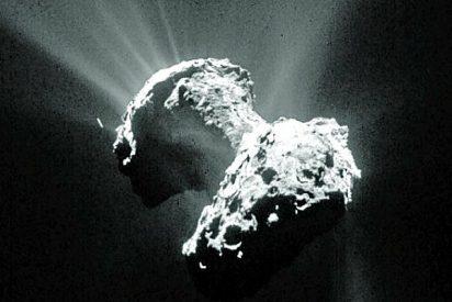 Un aficionado redescubre el popular cometa Catalina desde Almería