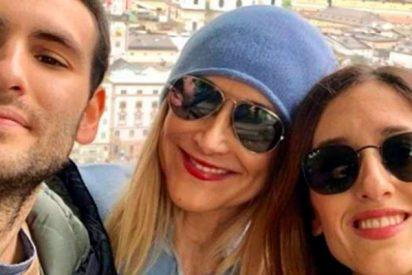 Cristina Cifuentes reaparece el día de la Comunidad de Madrid