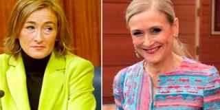 Los otros secretos de Cristina Cifuentes: lentillas, lifting...