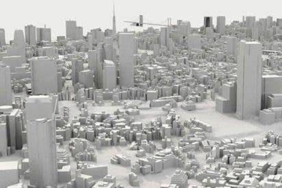 Este algoritmo genético predice el crecimiento vertical de las ciudades