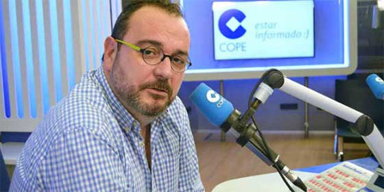 Colmenarejo sigue sin firmar su renovación en las condiciones que COPE le ha ofrecido y Barriocanal ya diseña un plan alternativo para sustituirle
