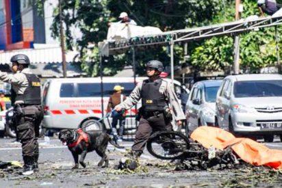 ¡Terrible!: Mueren cuatro atacantes y un policía en el asalto a una comisaría en Indonesia