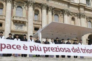 """El Papa, en la audiencia: """"Las dos Coreas juntas, un mensaje de paz para toda la Humanidad"""""""