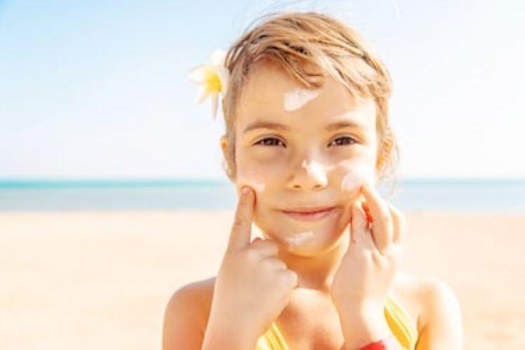 Proteccion solar facial piel sensible