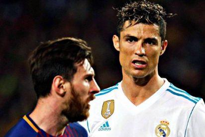 El 'clásico' atraco del Camp Nou: Barça y Real Madrid empatan gracias a un árbitro miope y culé