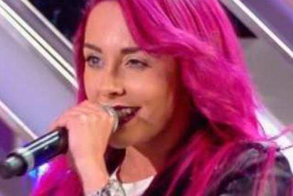 La novia de Roi ('OT'), llega a 'Factor X' y consigue el 'sí' del jurado con polémica
