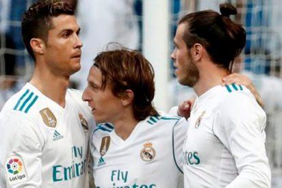 Cristiano, Modric y Bale, las armas del Real Madrid para derrotar al Liverpool