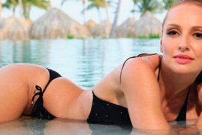 Cristina Castaño calienta Instagram con esta foto en topless