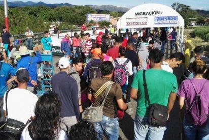 """En la frontera venezolana: """"Es triste saber que ni agua tienen para tomar"""""""