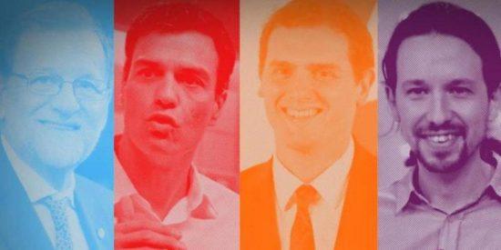 Terremoto político: se derrumba PP y PSOE, y Ciudadanos toca el cielo