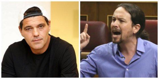 Frank Cuesta despelleja a Pablo Iglesias por su selectiva desmemoria con el terrorismo