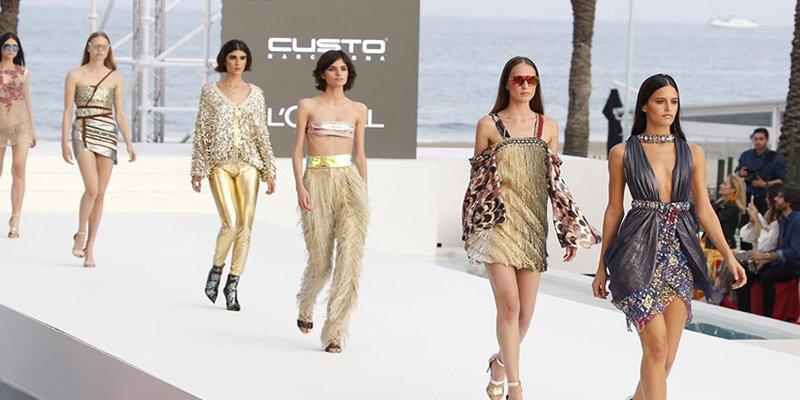 Custo Barcelona sorprende en la Mercedes Benz Fashion Wekeend Ibiza
