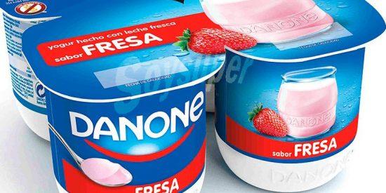 La pasmosa respuesta de Danone a un cliente cabreado por lo que encontró en la tapa de su yogurt