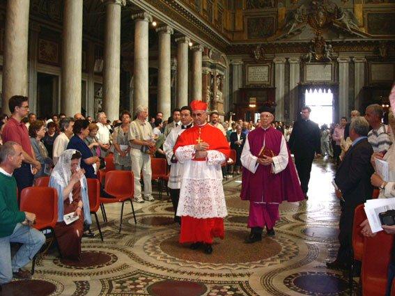 Fallece en Roma el cardenal colombiano Darío Castrillón