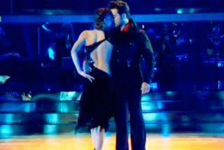 David Bustamante derrocha química en la pista de baile con Yana Olina