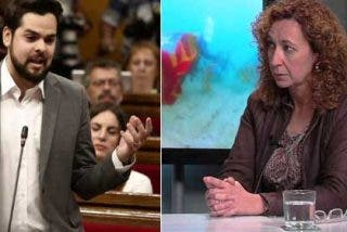 De Páramo silencia con datos a la malencarada independentista Capella que dedicó toda su intervención a denigrar a Ciudadanos