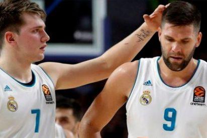 Doncic y Reyes, le tienen muchas ganas al CSKA