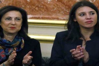 Los letrados del Congreso dejan en ridículo a las chapuceras Irene Montero y Margarita Robles