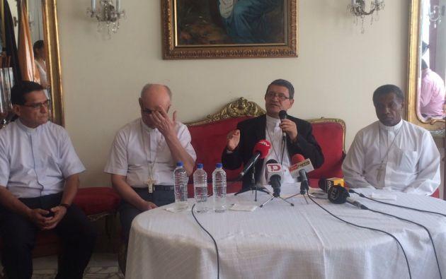 Ecuador investigará los casos de torturas y abusos por parte de eclesiásticos
