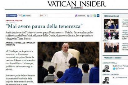"""El Papa, a La Stampa: """"Es importante el rol de los periodistas profesionales y el periodismo de calidad"""""""
