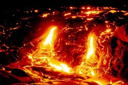 El volcán Kilauea de Hawái podría ser una bomba mucho más peligrosa de lo que podemos imaginar