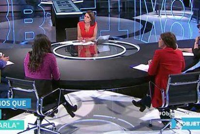 Los arbitrajes de laSexta benefician a Podemos: Pastor pita a favor de Noelia Vera en todas las jugadas polémicas
