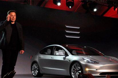 """Según Musk: """"La sensación de conducir el nuevo Tesla Model 3 seráincreíble"""""""