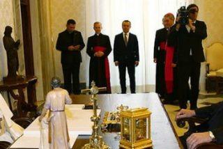 """Erdogan, al Papa: """"La ruptura del statu quo de Jerusalén es inadmisible"""""""