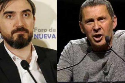 Siniestro masaje del diario de Ignacio Escolar a Arnaldo Otegi para que le pase factura a 'El Correo' por sus valientes portadas