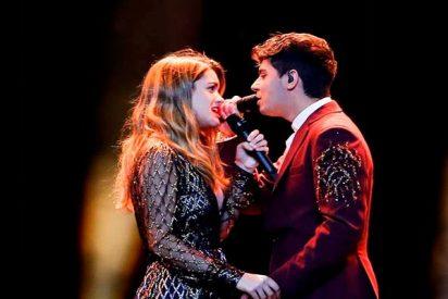 Unos cantantes de mierda en Eurovisión: Amaia y Alfred quedan los 23º