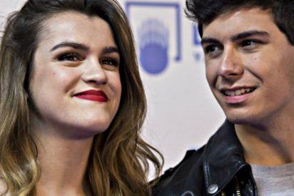 Amaia y Alfred se pasan de la raya y casi acaban expulsados de Eurovisión 2018