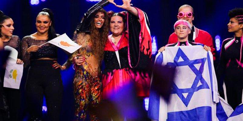 Estos son los países clasificados para la final de 'Eurovisión' 2018
