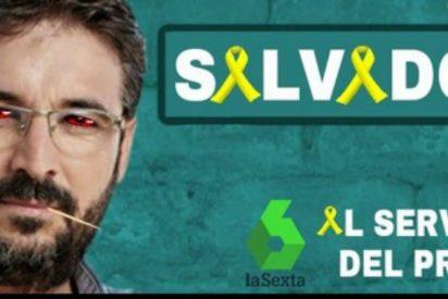 """Atresmedia asoma su patita golpista: Évole llora por los """"presos políticos"""" en el hombro de Susanna Griso"""