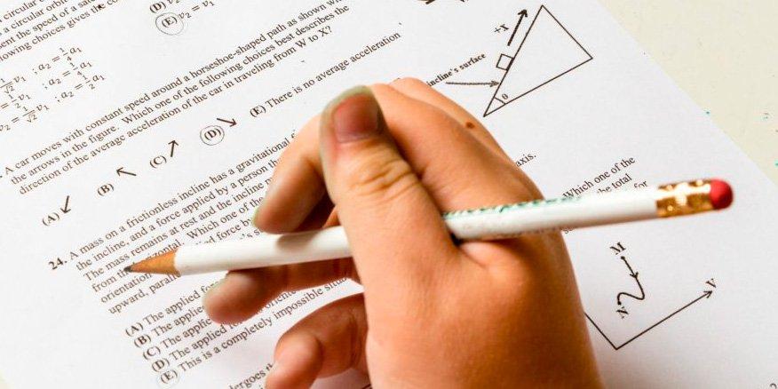 Así es el genial truco de este profesor para pillar a los alumnos tramposos que copian